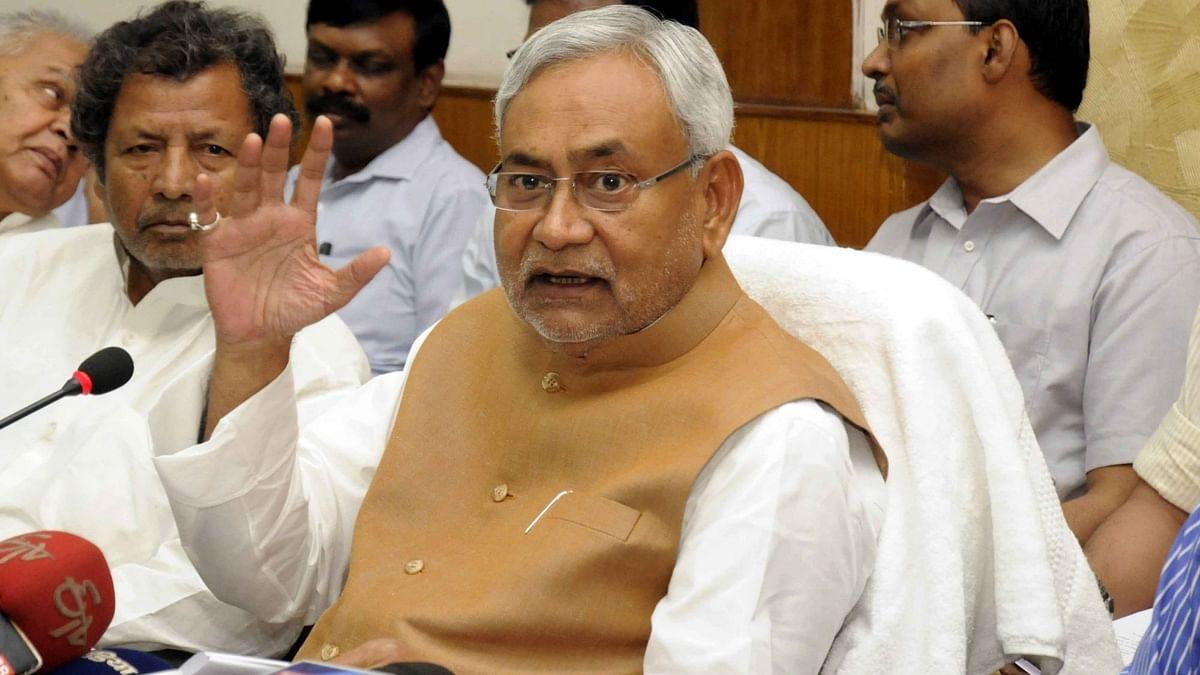 नीतीश बोले, 'आत्मनिर्भर' बनेगा बिहार, सभी क्षेत्रों में हो रहा काम