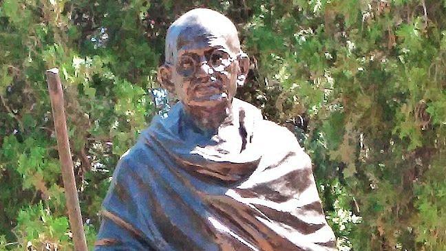 कैलिफोर्निया में महात्मा गांधी की प्रतिमा का अनादर, US ने की भर्त्सना