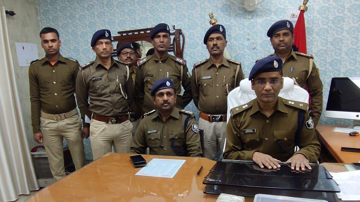 बिहार में 265 किलोग्राम चरस बरामद, 3 नेपाली नागरिक गिरफ्तार