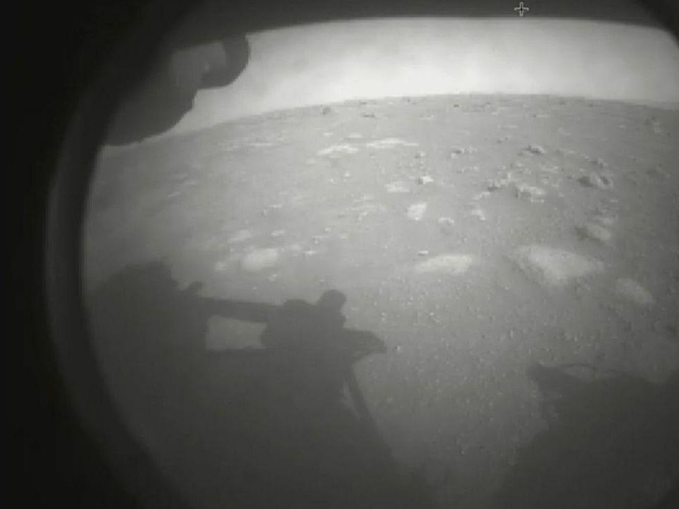 नासा के रोवर ने मंगल ग्रह पर सफलतापूर्वक की लैंडिंग