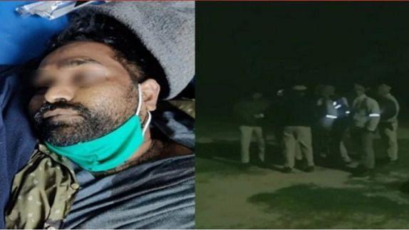 लखनऊ: अजीत सिंह हत्याकांड के मुख्य आरोपी गिरधारी की पुलिस मुठभेड़ में मौत