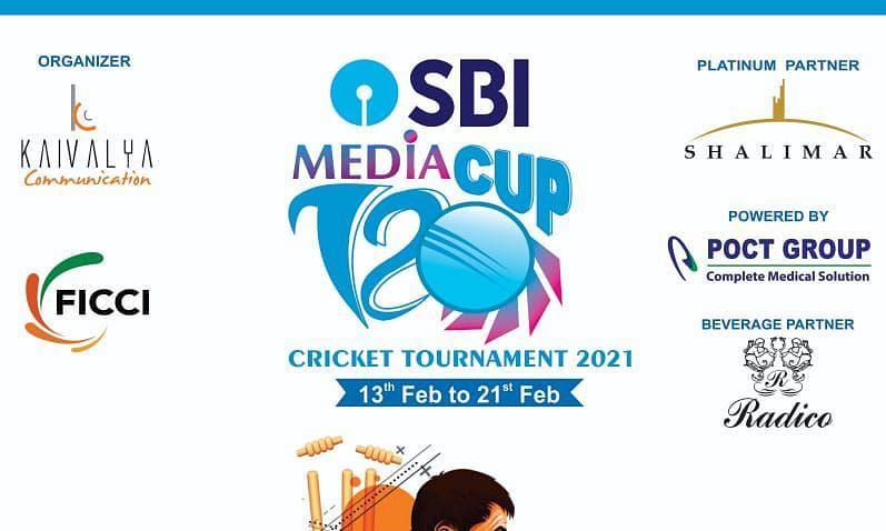 SBI T-20 Media Cup: पहले मुक़ाबले में टाइम्स ऑफ इंडिया तो दूसरे में दूरदर्शन ने हासिल की जीत