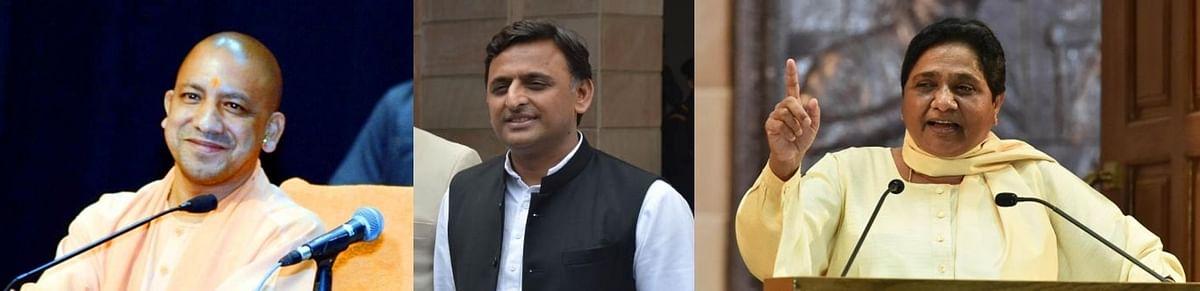 लोकप्रिय मुख्यमंत्री के मामले में योगी ने अखिलेश और मायावती को छोड़ा पीछे