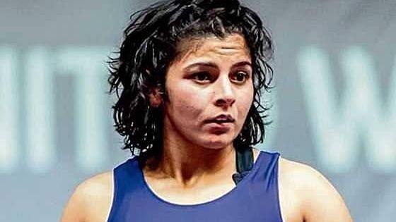 UWW Ranking Series: पहलवान सरिता को 57 किग्रा में मिला रजत