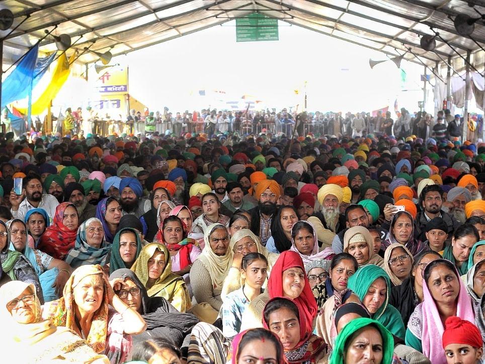 8 मार्च को महिलाएं करेंगी सिंघू सीमा पर विरोध प्रदर्शन का नेतृत्व