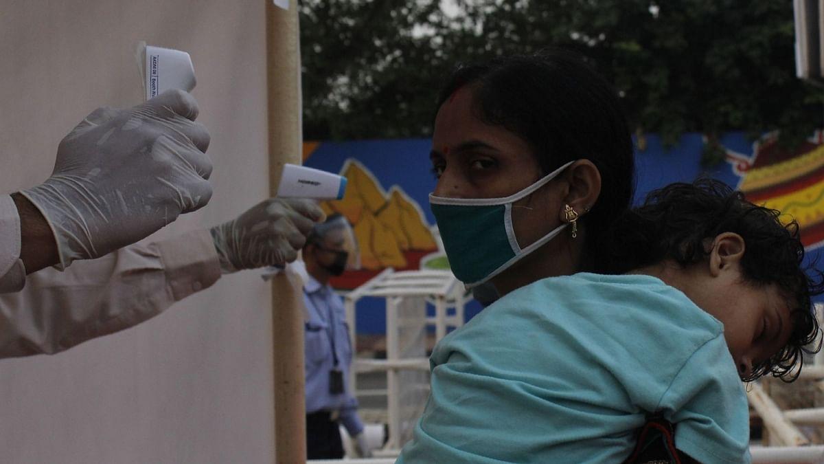 दिल्ली में कोरोना का प्रकोप तेज, 1,101 नए मामले आए
