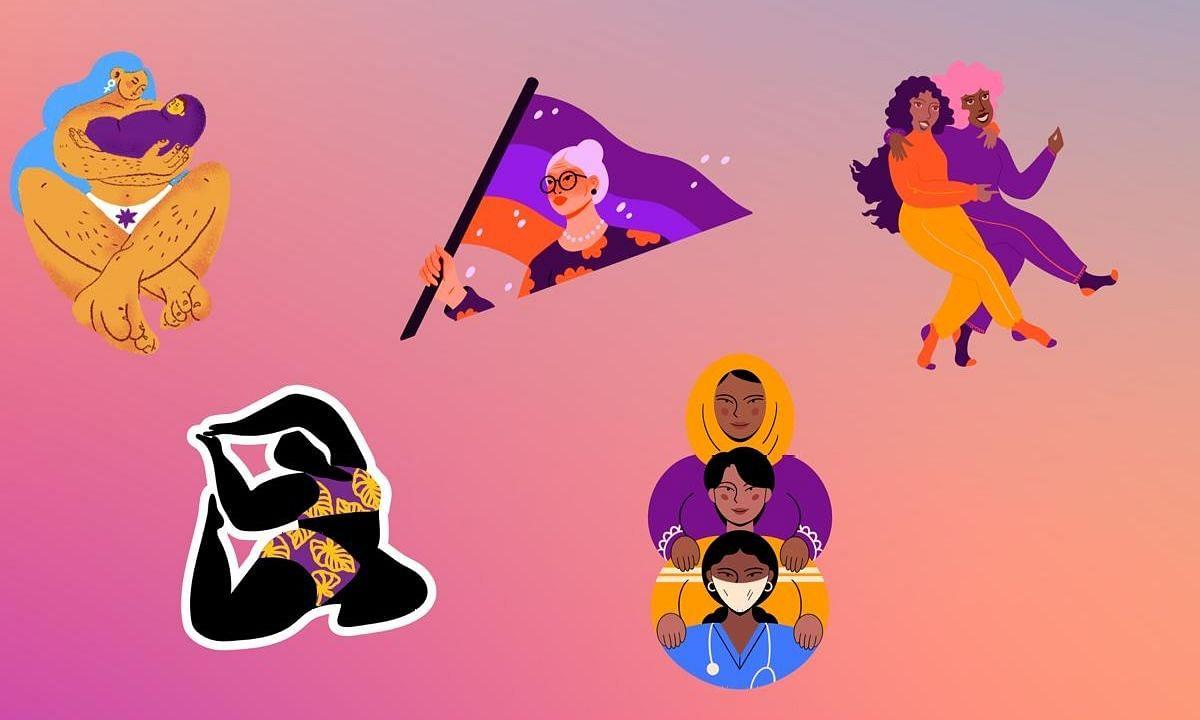 इंस्टाग्राम ने महिला दिवस मनाने के लिए नए स्टिकर जारी किए
