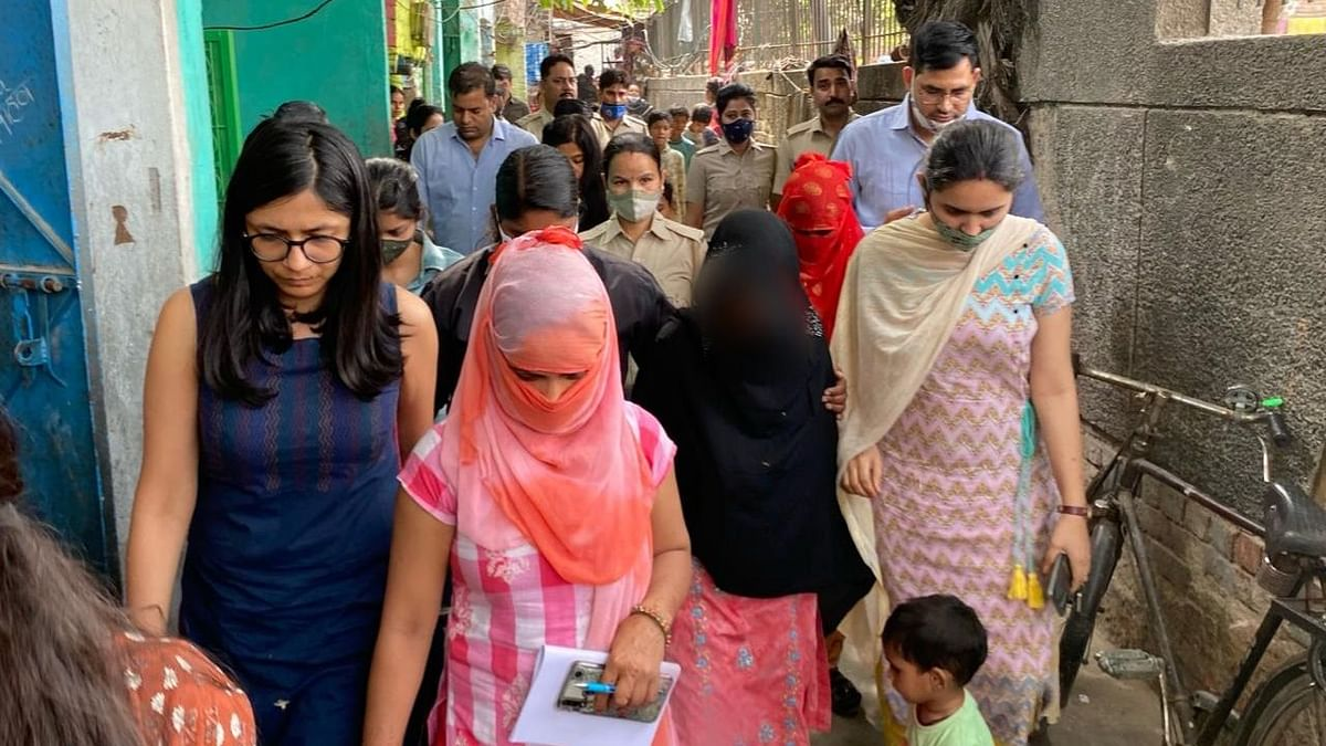 दिल्ली महिला आयोग ने जहांगीरपुरी की 15 वर्षीय बच्ची को बाल विवाह से बचाया