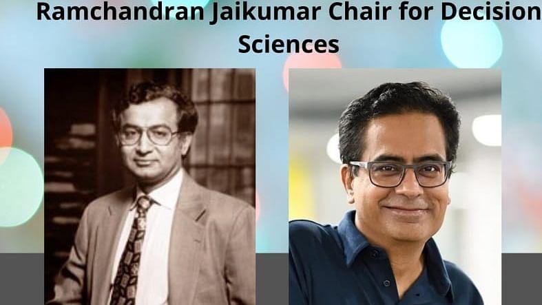 IIT-दिल्ली: प्रोफेसर रामचंद्रन के सम्मान में स्थापित होगी चेयर