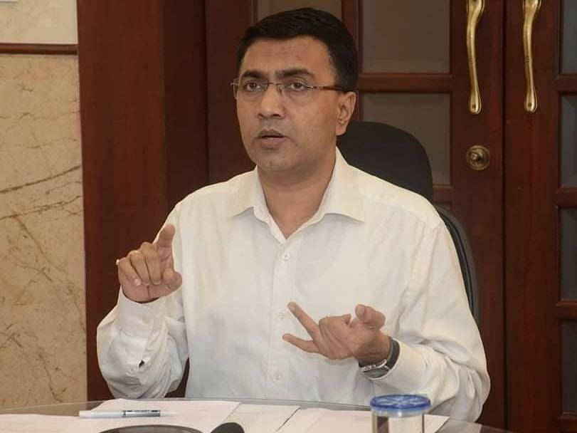 पेट्रोल की कीमत घटाने को वैट में कटौती कर सकता है गोवा सरकार: मुख्यमंत्री प्रमोद सावंत