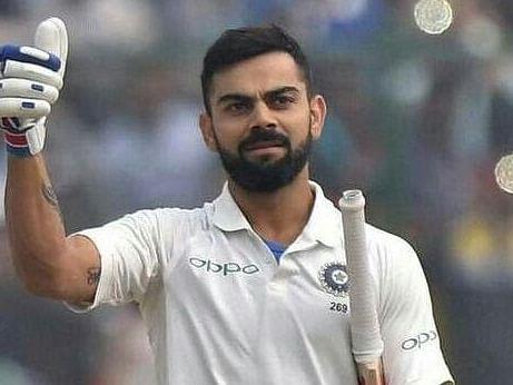 इंस्टाग्राम पर 100 मिलियन फॉलोअर्स पाने वाले पहले भारतीय क्रिकेटर बने कोहली