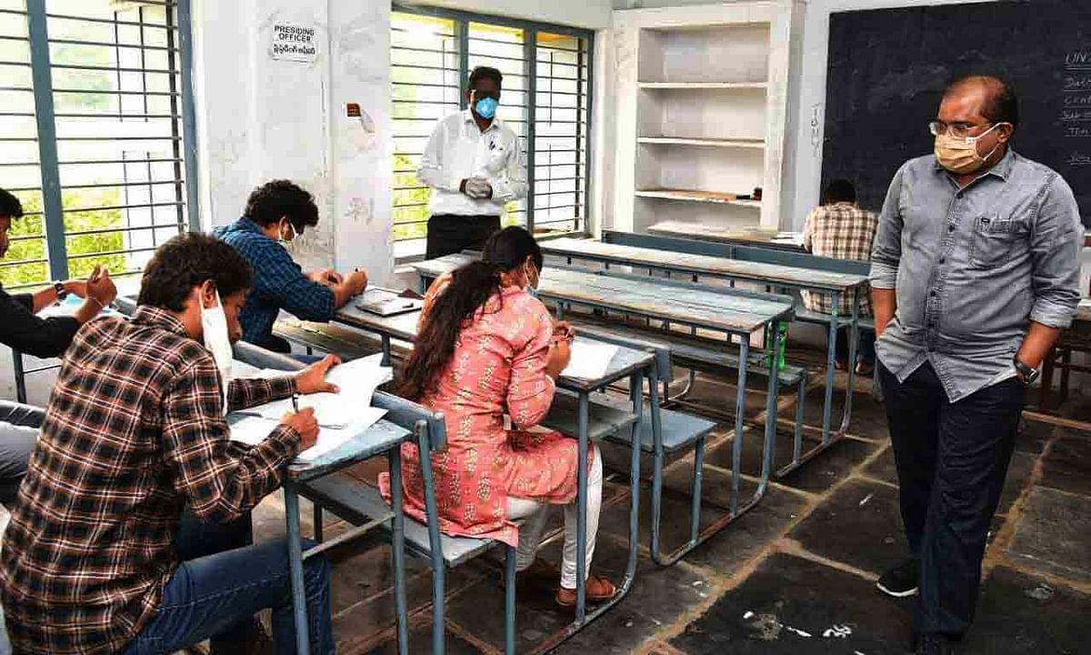 12 विदेशी शहरों समेत 792 केंद्रो पर शुरू हुई JEE सीजन-2 की परीक्षा