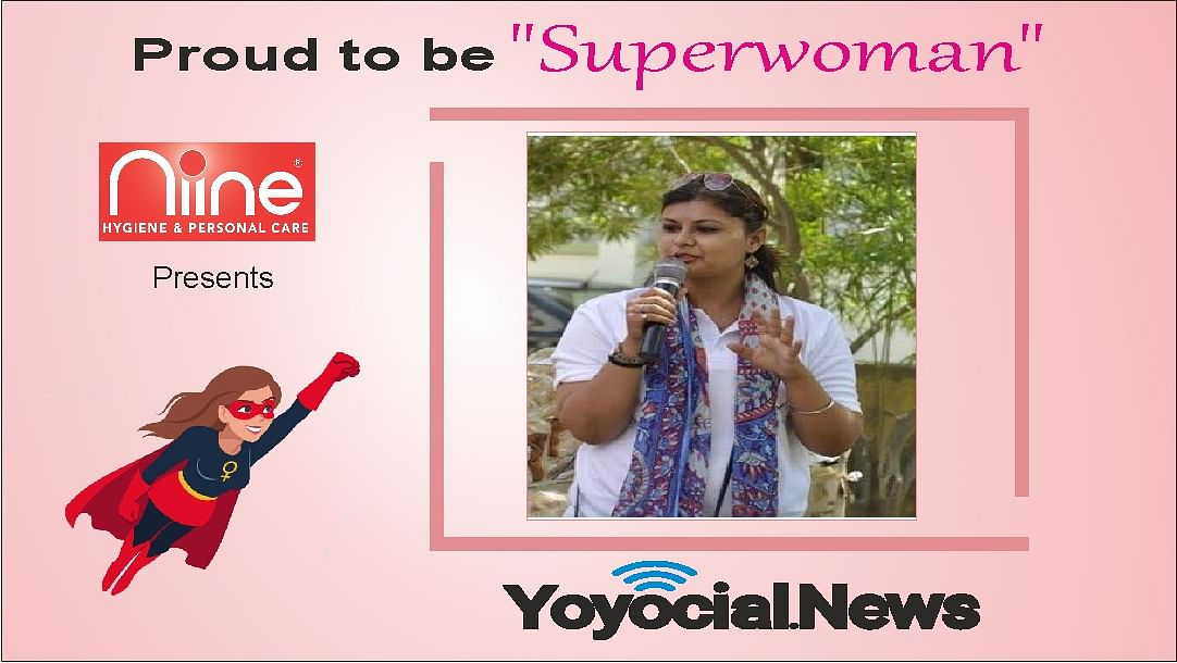 International Women's Day Special: जानिए सुपर वुमन 'आराधना सिंह सिकरवार' को !