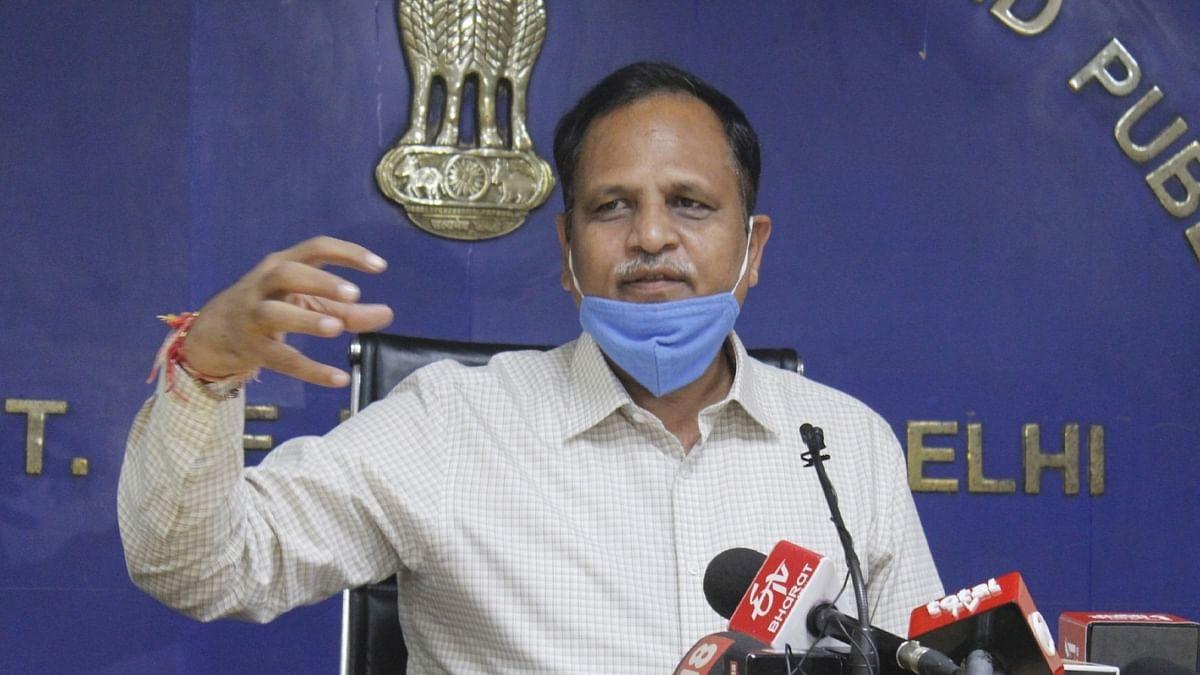 कोरोना संक्रमण के कारण दिल्ली में नहीं होगा लॉकडाउन: सत्येंद्र जैन