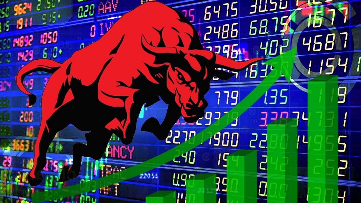 फेड की घोषणा के बाद शेयर बाजार गुलजार, 495 अंक चढ़ा सेंसेक्स