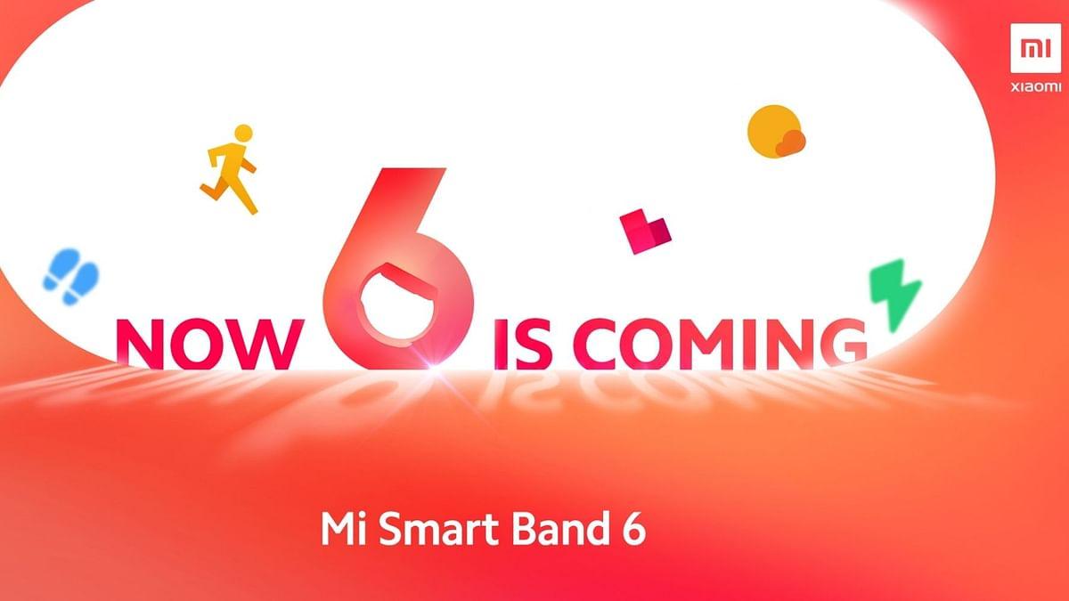 29 मार्च को लॉन्च होगा Xiaomi Mi Band 6