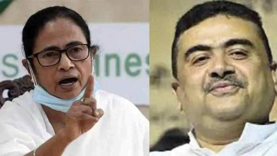 बंगाल चुनाव: ममता को नंदीग्राम में हराने के लिए शुभेंदु ने भरी हुंकार