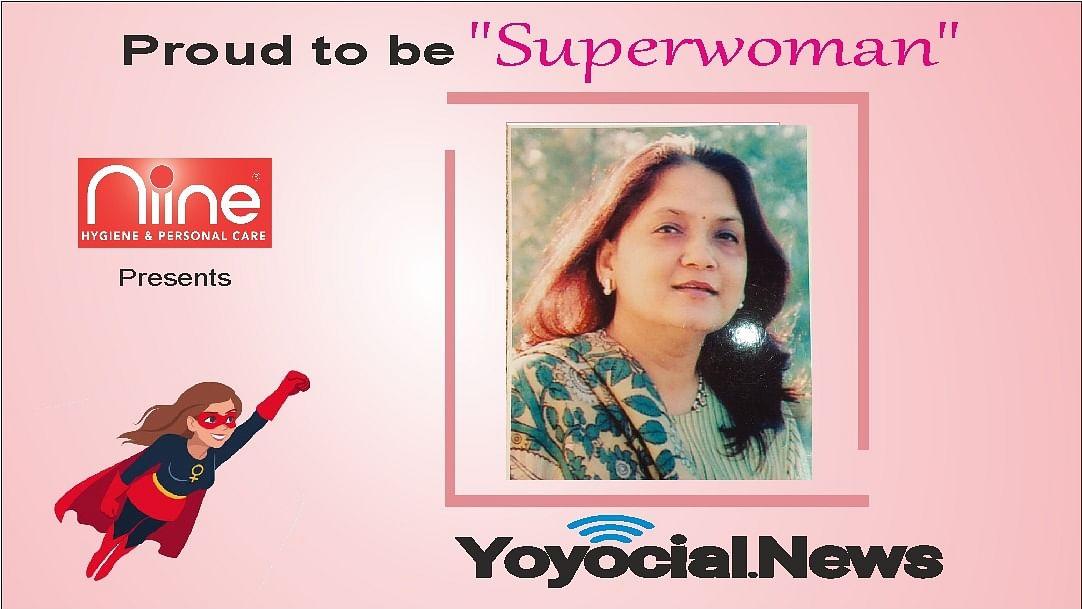 International Woman's Day Special: संगीत और आर्ट्स की शौकीन, मिलिये समाज सेविका 'अनीता नारायण' से