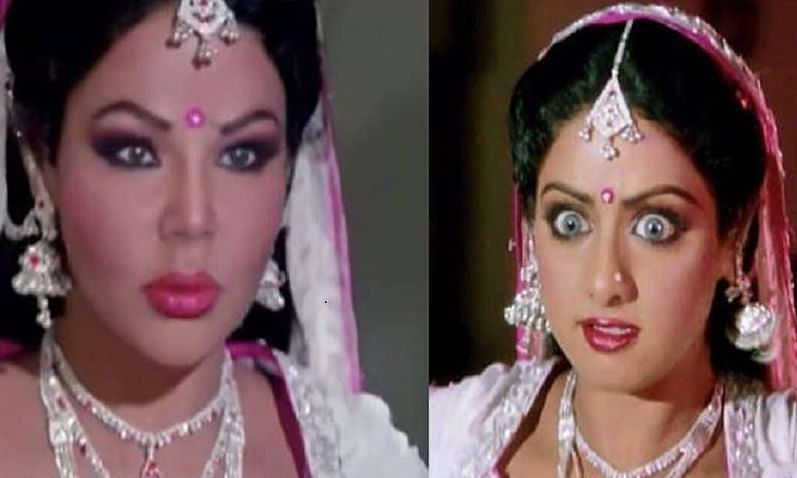 राखी सावंत ने की दिवंगत अभिनेत्री श्रीदेवी की कॉपी, 'नागिन' बनकर शेयर किया ये मज़ेदार वीडियो