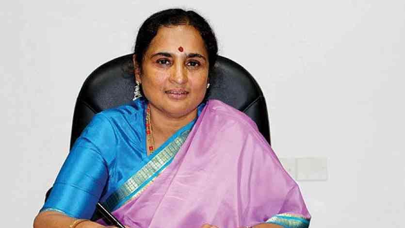 तिरुपति उपचुनाव: भाजपा ने रत्न प्रभा को अपना उम्मीदवार बनाया