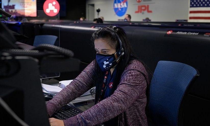नासा की इंजीनियर स्वाति मोहन की तारीफ करते हुए बाइडेन बोले- अमेरिका में छाए हुए हैं भारतीय-अमेरिकी लोग
