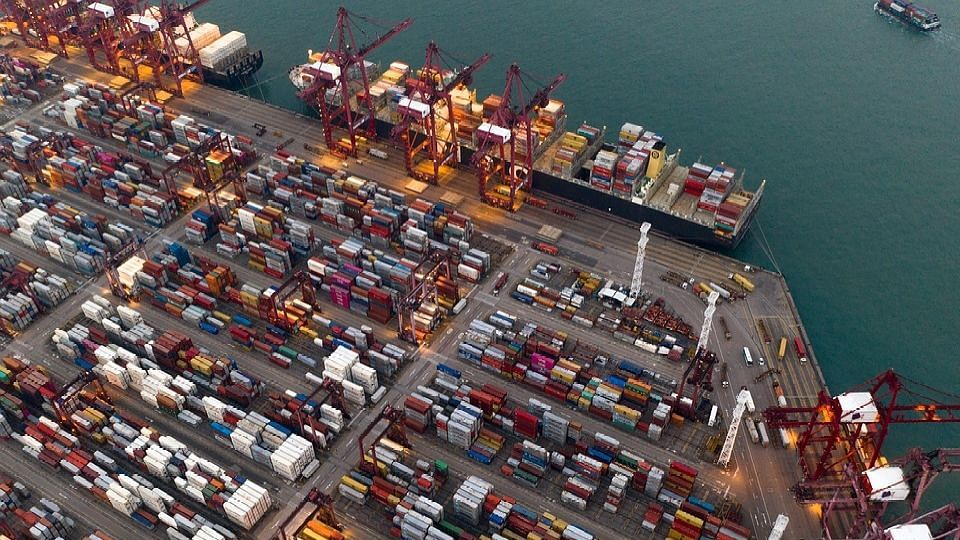 भारत का माल निर्यात चौथी तिमाही में 4.9 फीसदी बढ़ने की उम्मीद