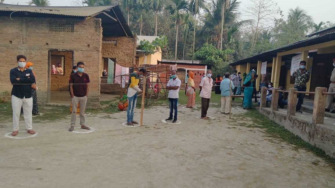 असम विधानसभा चुनाव: अब तक 26% मतदान