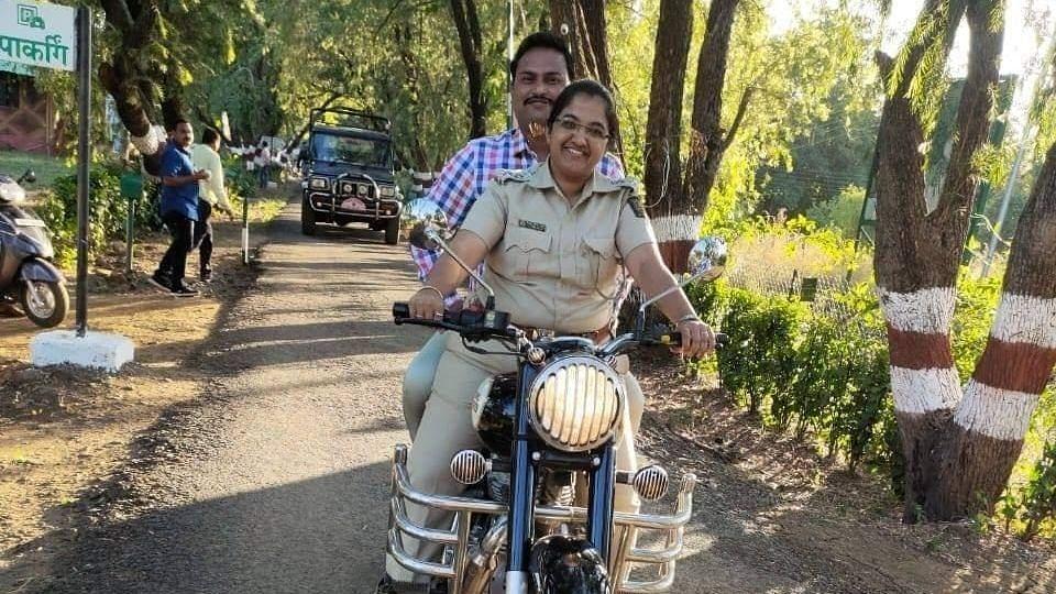 महाराष्ट्र की 'लेडी सिंघम' मृत पाई गईं, सुसाइड नोट में वरिष्ठ वन अधिकारी पर लगाया आरोप