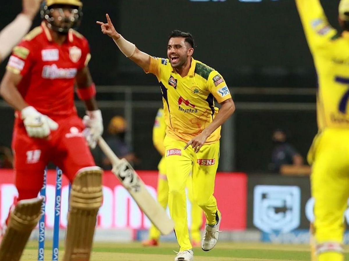 IPL-14: चेन्नई सुपर किंग्स ने पंजाब किंग्स को 6 विकेट से हराया