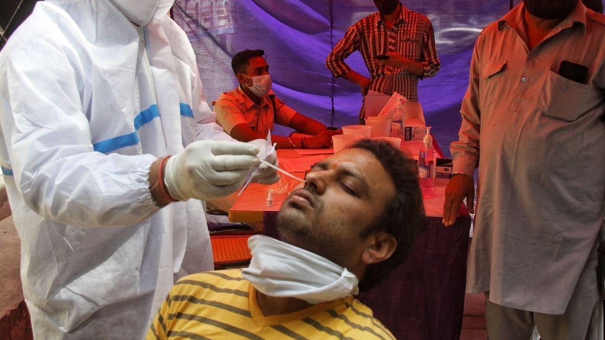 एक और गंभीर रिकॉर्ड, भारत में कोरोना के 3.32 लाख नए मामले और 2,263 मौतें