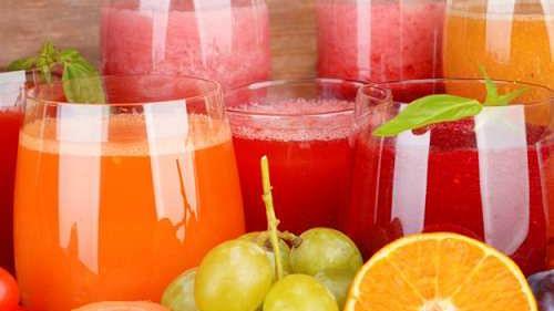 Summer Coolers : 4 types of lemonade (फ्रूट जूस लेमोनेड)