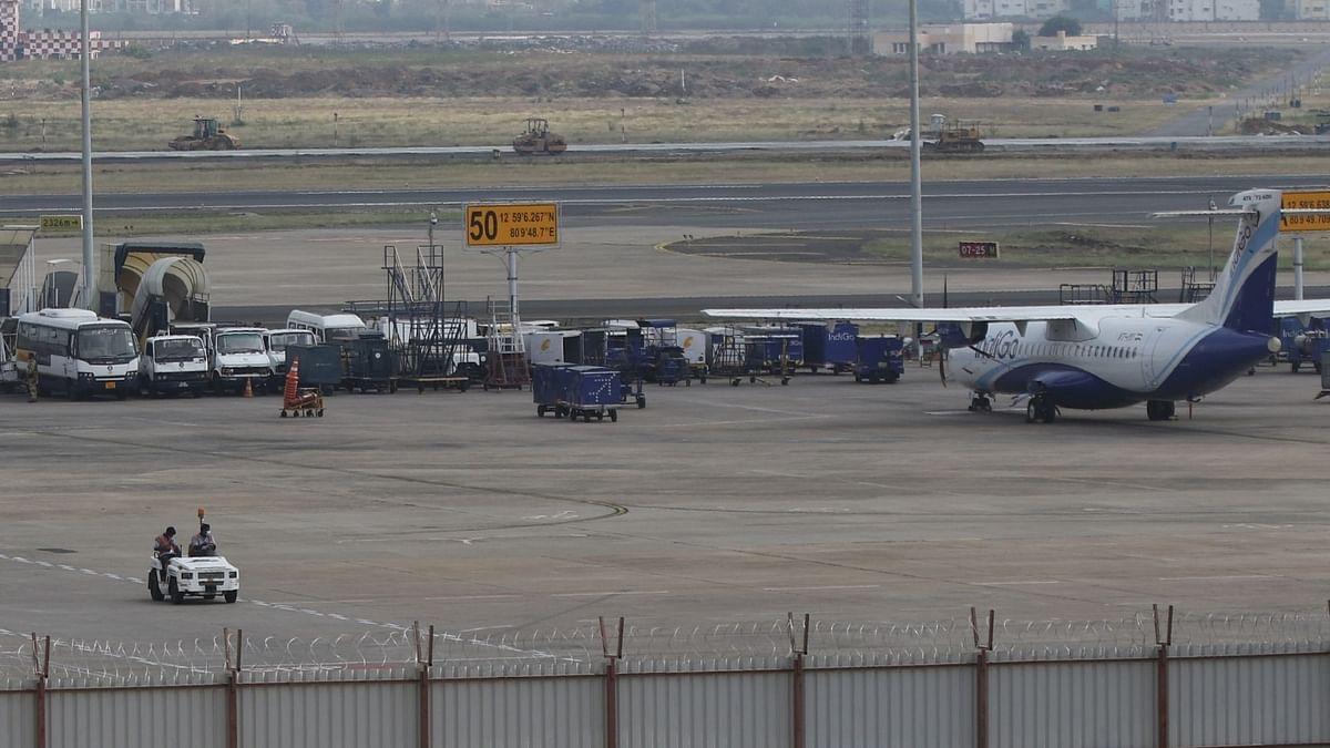 चेन्नई के विमान में मास्क नहीं पहने केरल के यात्री को लगा जुर्माना