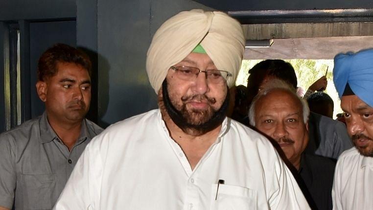 पंजाब के मुख्यमंत्री अमरिंदर सिंह ने 30 लाख कोविशील्ड खुराक का ऑर्डर दिया