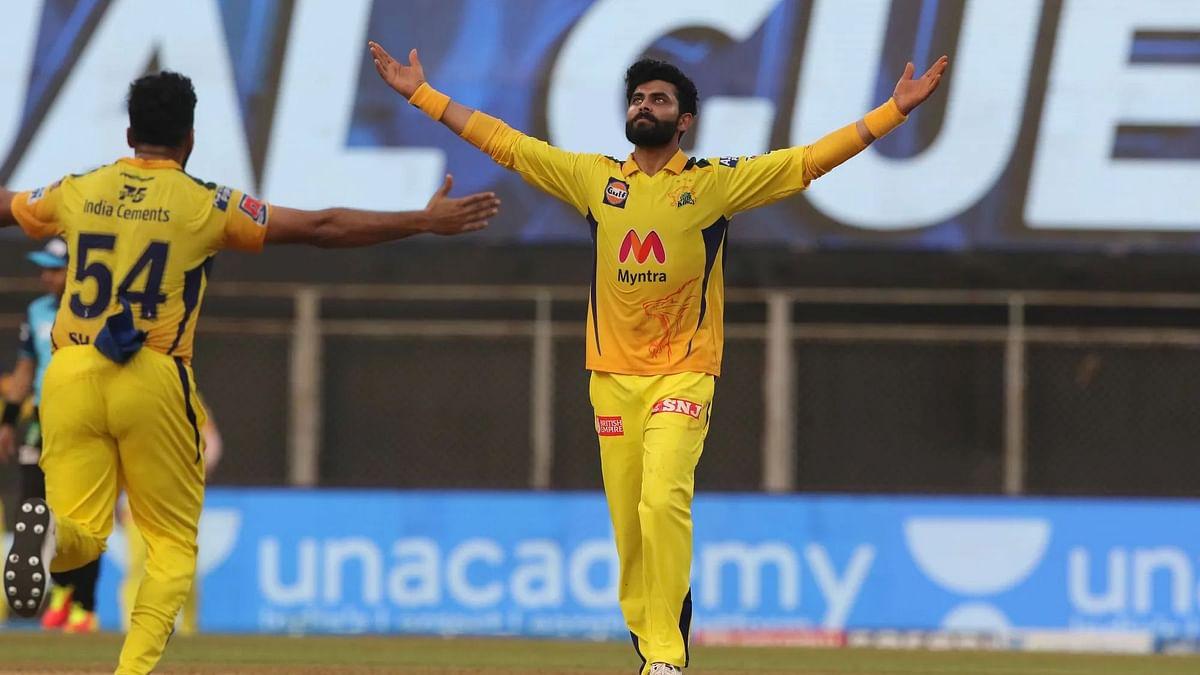 IPL-14: जडेजा के हरफनमौला खेल से जीता चेन्नई, 69 रनों से दी बैंगलोर को मात