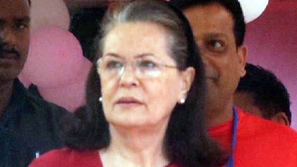 सोनिया गांधी ने अपने संसदीय क्षेत्र के लिए दिए 1.17 करोड़ रुपये