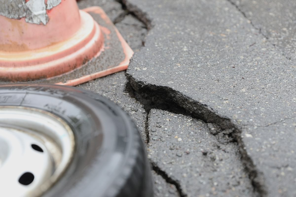 जापान के मियागी प्रांत में 5.8 तीव्रता का भूकंप