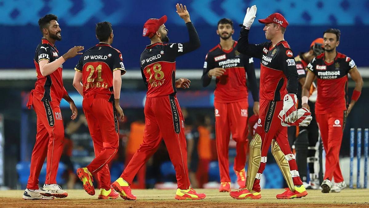IPL-14: रॉयल चैलेंजर बैंगलोर ने दर्ज़ की अपनी दूसरी जीत, हैदराबाद को 6 रन से मिली हार