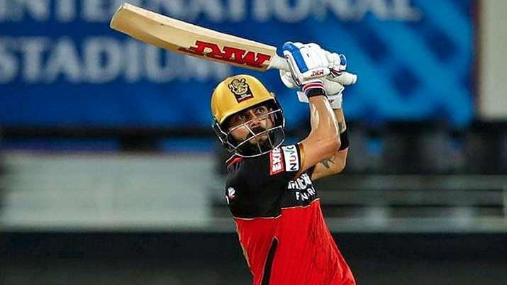 IPL में 6000 रन बनाने वाले पहले बल्लेबाज बने विराट कोहली