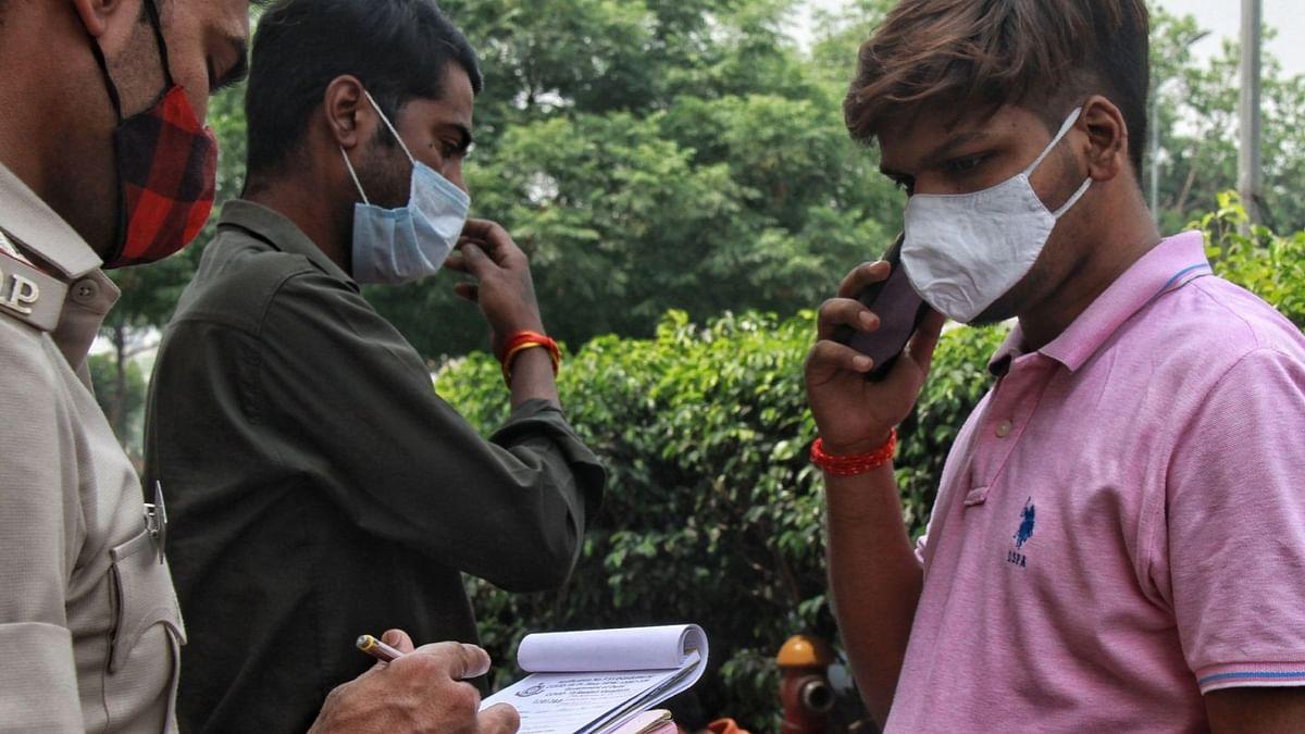 आंध्रप्रदेश में मास्क ना लगाने पर 100 रुपए लगेगा फाइन