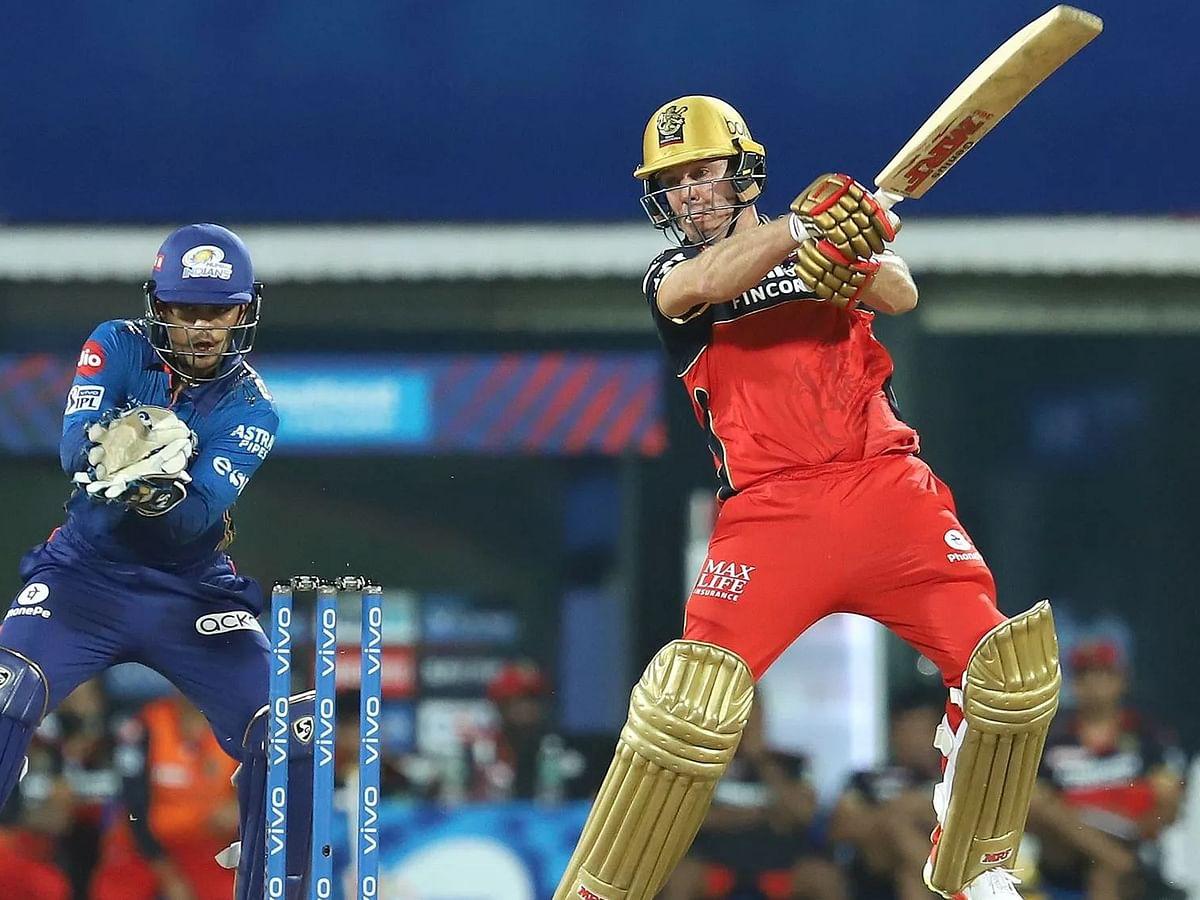 IPL 2021: एबी डिविलियर्स की बल्लेबाज़ी से आखिरी गेंद पर जीता RCB, मुंबई को 2 विकेट से हराया