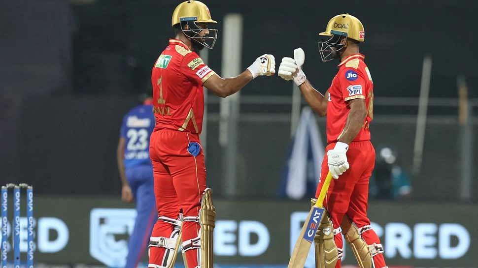 IPL14 : पंजाब ने दिल्ली के सामने रखा 196 रनों का लक्ष्य