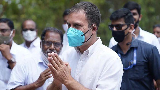 कांग्रेस नेता राहुल गांधी हुए कोरोना संक्रमित, संपर्क में आए लोगों से की सावधानी बरतने की अपील