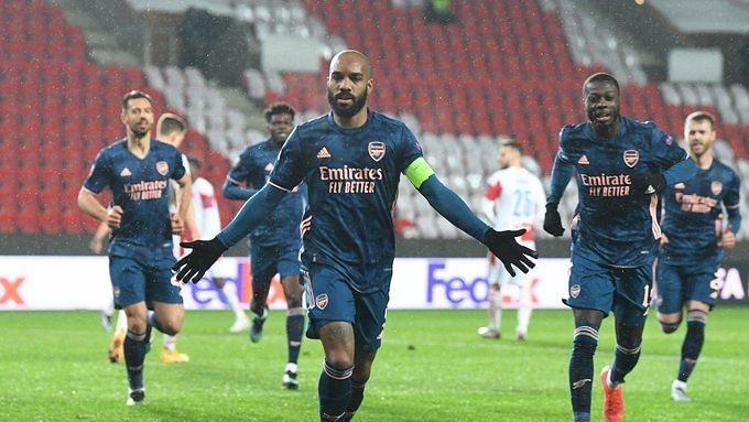 यूरोपा लीग : सलाविया को हराकर आर्सेनल सेमीफाइनल में पहुंचा