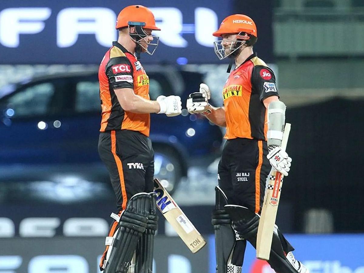 IPL14: सनराइजर्स हैदराबाद ने पंजाब किंग्स को 9 विकेट से दी मात
