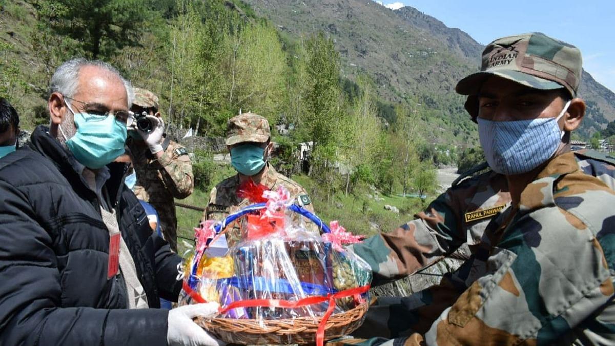 भारतीय सेना ने LOC पार कर आए POK के युवक को वापस भेजा