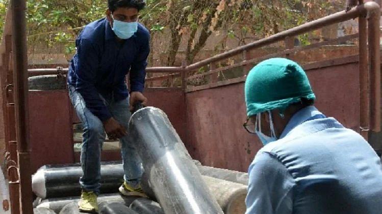 आईआईटी और आईआईएम करेगा अस्पतालों में ऑक्सीजन का ऑडिट