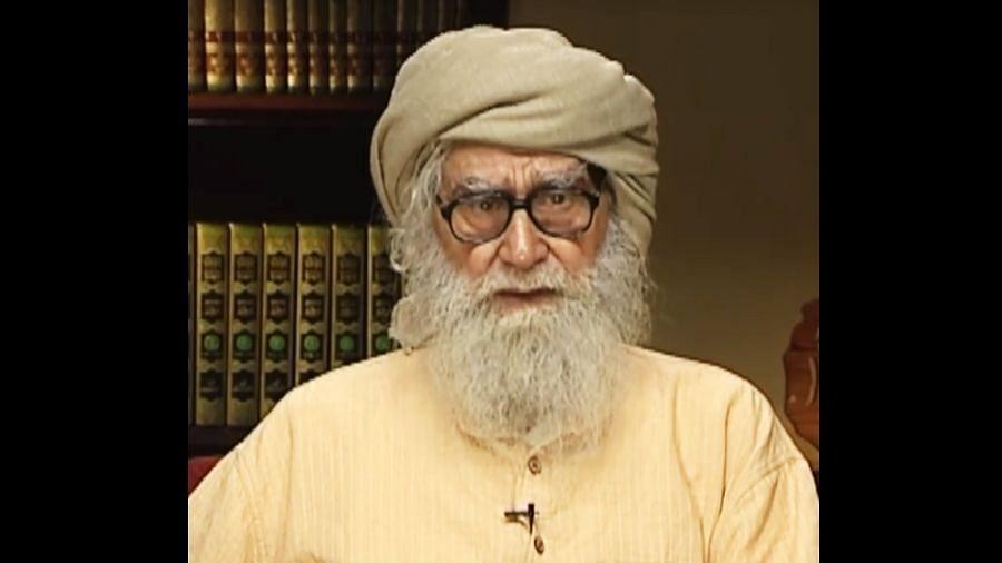 इस्लामिक स्कॉलर वहीदुद्दीन खान का कोरोना के कारण हुआ निधन