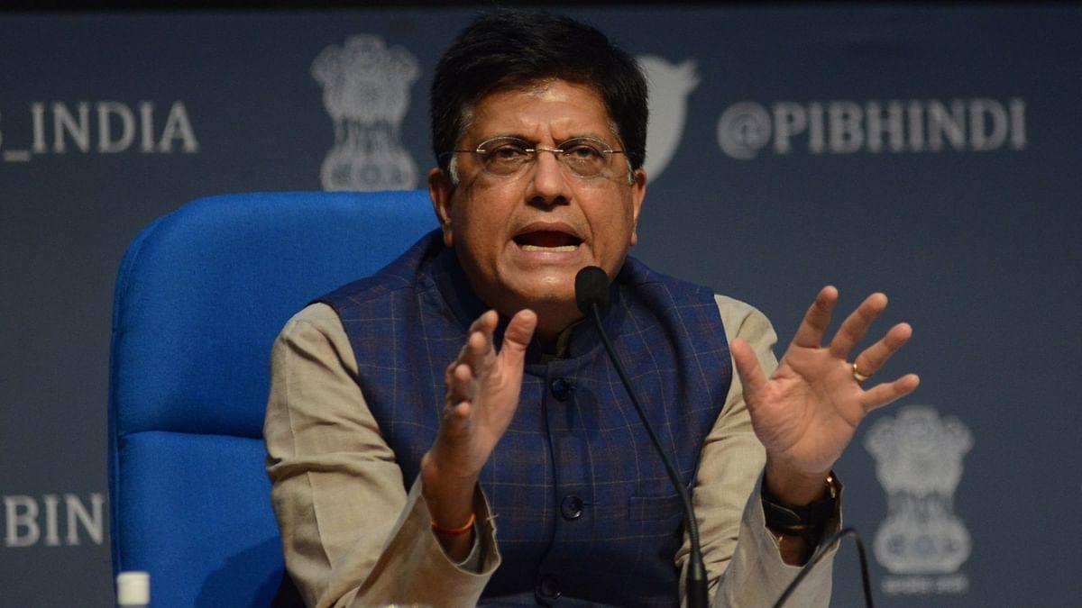 पीयूष गोयल ने ऑक्सीजन सप्लाई को लेकर महाराष्ट्र सरकार पर साधा निशाना