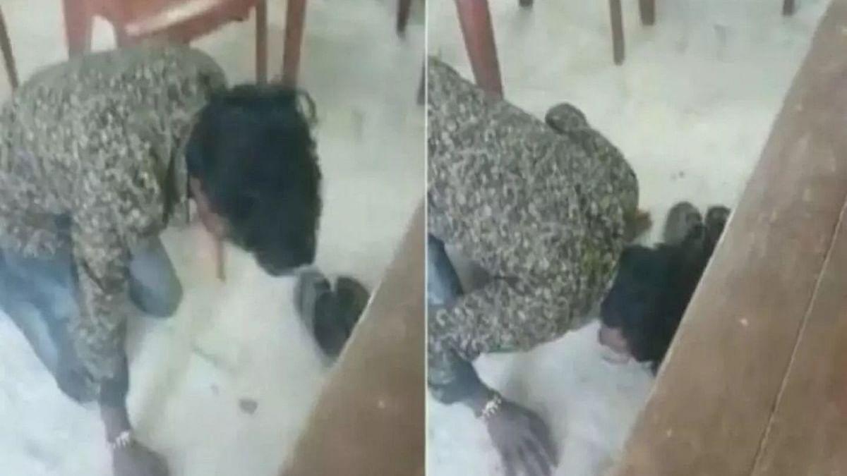 बिहार: लड़की के साथ भागने वाले लड़के को पंचायत ने सुनाई थूक चाटने की सजा, 6 गिरफ्तार