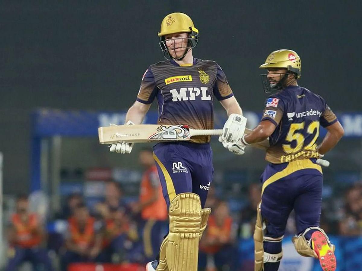 IPL 14: कोलकाता नाइट राइडर्स ने पंजाब किंग्स को 5 विकेट से हराया